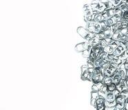 Alluminio di tirata dell'anello delle latte Fotografia Stock Libera da Diritti