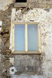 Alluminio di Windows Immagini Stock Libere da Diritti