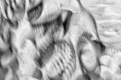 Alluminio graffiato di piastra metallica Immagini Stock Libere da Diritti