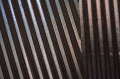 Alluminio impresso Fotografie Stock