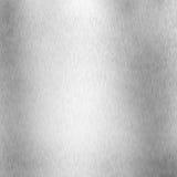 Alluminio spazzolato Immagini Stock Libere da Diritti