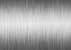 Alluminium texture Royalty Free Stock Images