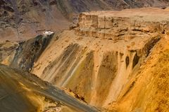 Alluna, il lamayuru, Leh, Ladakh Fotografie Stock