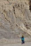 Alluna, Ladakh Fotografie Stock