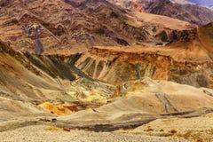 Alluna, Ladakh, il Jammu e Kashmir, India Immagini Stock Libere da Diritti