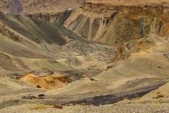 Alluna, Ladakh, il Jammu e Kashmir, India Immagine Stock Libera da Diritti