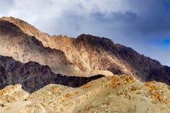 Alluna, Leh, Ladakh, il Jammu e Kashmir, India Fotografia Stock Libera da Diritti