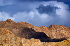 Alluna, Leh, Ladakh, il Jammu e Kashmir, India Immagine Stock