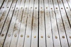 Allungamento d'acciaio della porta Immagini Stock Libere da Diritti