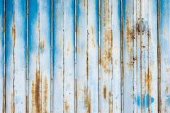 Allungamento d'acciaio della porta Fotografia Stock