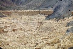Alluni in Ladakh, India Fotografie Stock