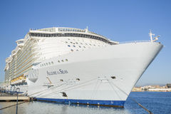 Allure of the Seas in Malaga Stock Photos