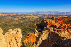 Alluring rock formation. Bryce Canyon National Park. Utah, US. Alluring rock formation. Bryce Canyon National Park. Utah, United States of America Royalty Free Stock Photography