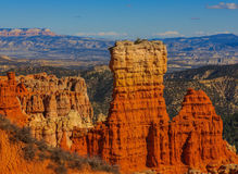 Alluring rock formation in Bryce Canyon National Park. Utah, US. Alluring rock formation in Bryce Canyon National Park. Utah, United States of America Royalty Free Stock Photos