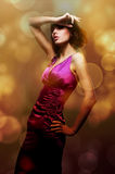 Alluring woman Royalty Free Stock Photo