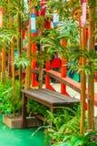 Allusioni del segno nel festival di Tanabata Fotografia Stock Libera da Diritti