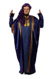 Allvarlig Arabist Royaltyfria Foton