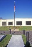 Allvarlig plats av presidenten Harry S Truman självständighet, MO royaltyfria foton