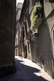 ally Barcelona Obraz Royalty Free