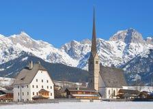alm Αυστρία Μαρία Στοκ εικόνα με δικαίωμα ελεύθερης χρήσης
