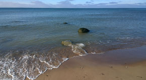 Alm θάλασσα Ð ¡ Στοκ Εικόνες