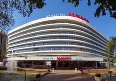 Alma Ata - Hotel Alma Ata stock fotografie