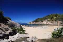 Alma Bay magnetisk ö, Queensland, Australien Arkivfoton