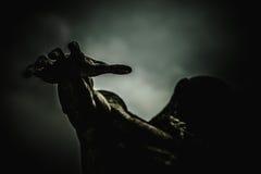 Alma de la oscuridad imagen de archivo libre de regalías