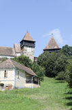 Alma Vii fortified church Stock Image