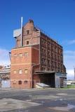 Almacén abandonado Foto de archivo
