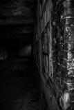 Almacén abandonado Foto de archivo libre de regalías