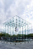 Almacén de Apple en la 5ta avenida Imagen de archivo libre de regalías