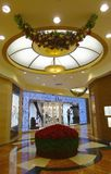 Almacén de Dior Fotografía de archivo