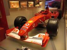 Almacén de Ferrari en Florencia Italia Fotos de archivo