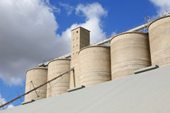 Almacén de grano Imagen de archivo