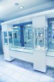 Almacén de joyería Fotografía de archivo libre de regalías