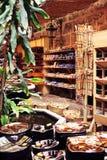 Almacén de la artesanía Foto de archivo libre de regalías