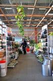 Tienda de las mejoras para el hogar Foto de archivo libre de regalías