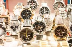 Almacén de los relojes de Candino Foto de archivo