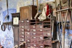 Almacén del germen Foto de archivo libre de regalías