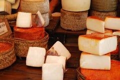 Almacén del queso Fotografía de archivo libre de regalías