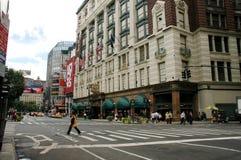 Almacén grande de Macy, Manhattan, NYC Imagen de archivo