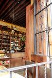 Almacen Troccoli在安提瓜岛,危地马拉 免版税库存照片