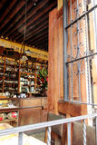 Almacen Troccoli in Antigua, Guatemala Royalty Free Stock Photos
