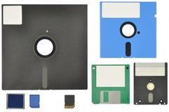 Almacenaje de datos foto de archivo