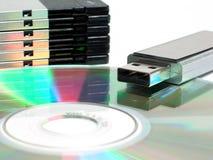 Almacenaje de datos Imagen de archivo