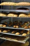 Almacenaje de la panadería Imagen de archivo