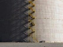 Almacenamiento de aceite Fotos de archivo libres de regalías