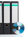 Almacenamiento de datos electrónicos Foto de archivo libre de regalías