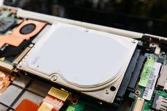 Almacenamiento de datos seguro Fotografía de archivo